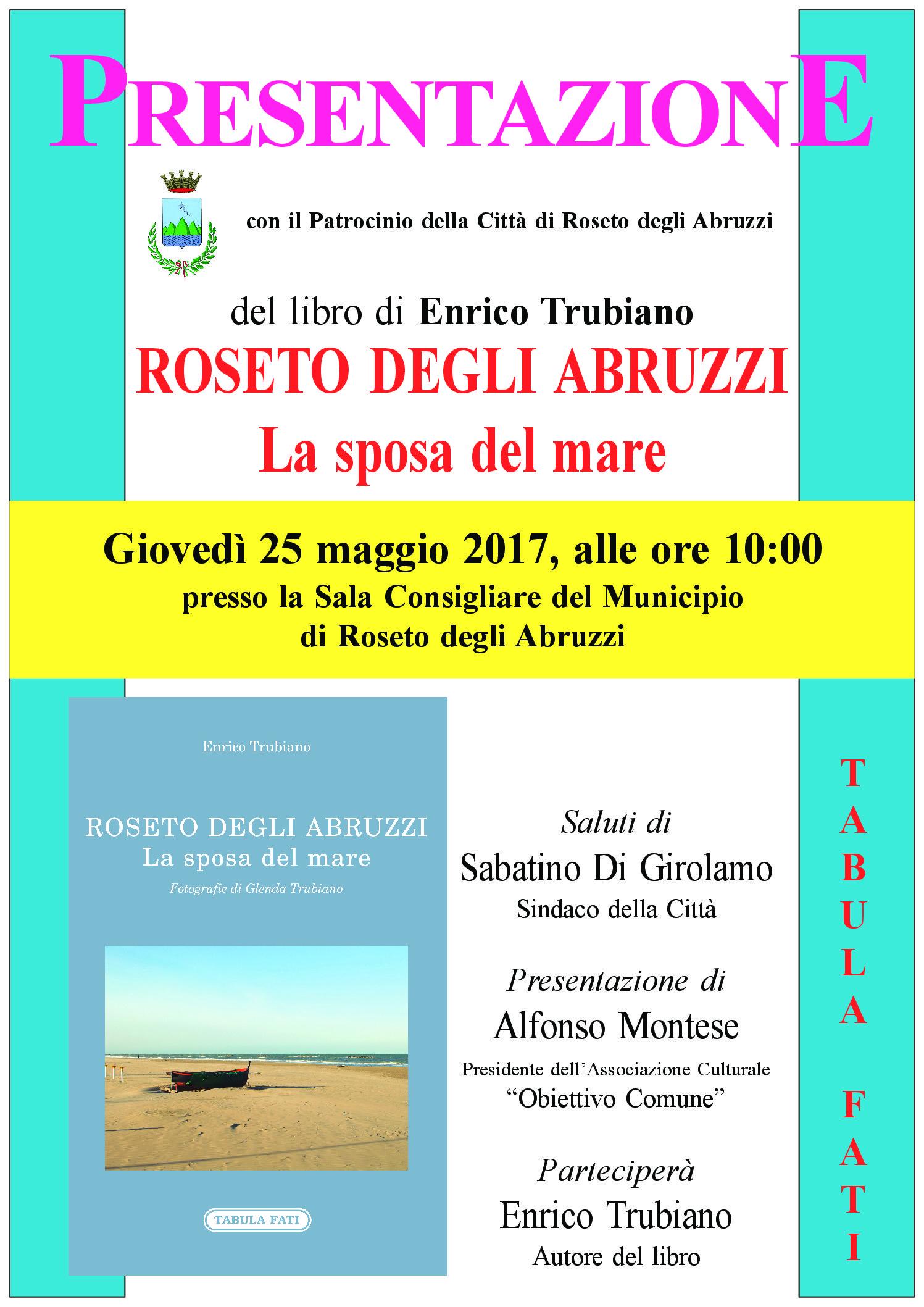 Editoria.Il nuovo libro di Enrico Trubiano