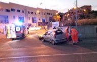 Pescara. Schianto nella notte in Via Tirino: giovane rimasto ferito