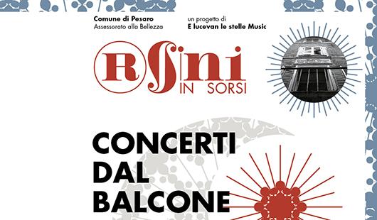 Pesaro&Casa Rossini: arrivano i