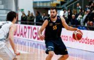 Roseto Basket. Nuovo arrivo in casa Sharks: torna in Abruzzo l'Ala Giorgio Di Bonaventura