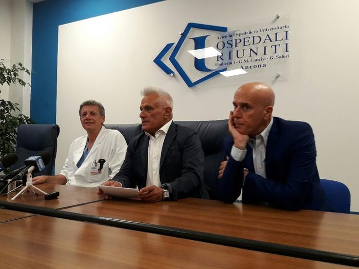 Valentino Rossi operato ad Ancona. I sanitari: