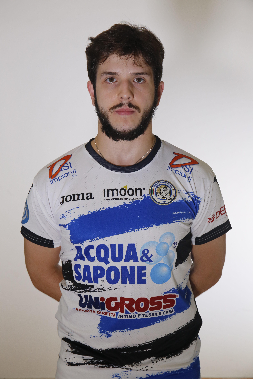Calcio a 5. Acqua&Sapone ha il suo leader, Maurilio Ferreira.