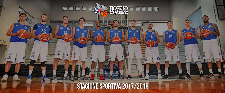 Roseto Basket. Gli Sharks sconfitti nella prima gara del