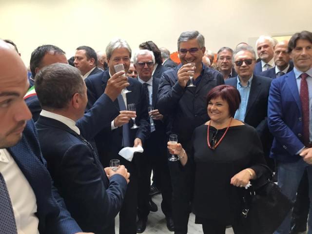 Il Presidente Gentiloni in Abruzzo:
