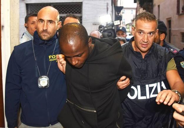 Stupri di Rimini. Butungu confessa: