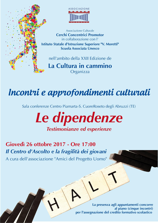 Roseto&Incontri. La Cultura in Cammino(XXII edizione):