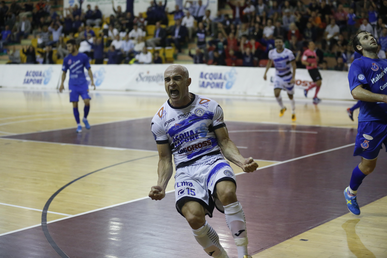 Calcio a 5. Acqua&Sapone: contro Pesaro festival del gol e finisce 10 a3