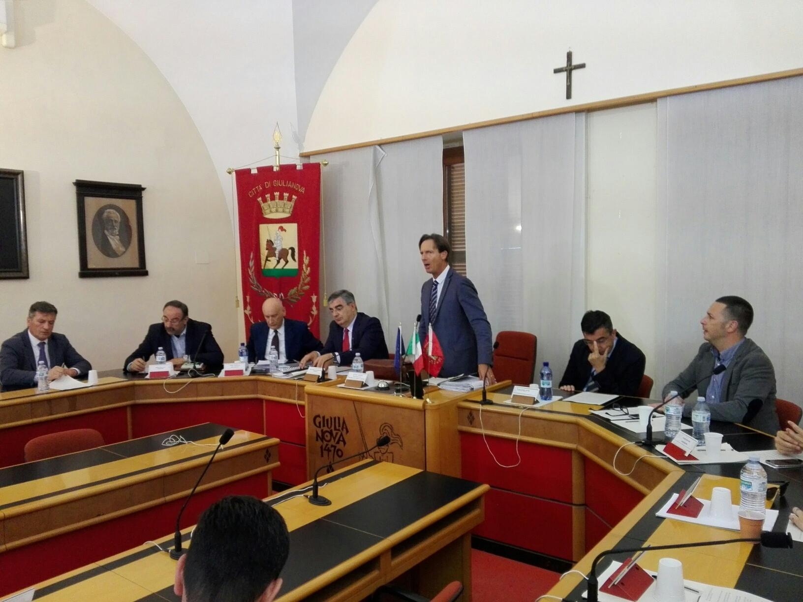 Ospedale costiero:il Presidente D'Alfonso sarà a Giulianova il 30 ottobre