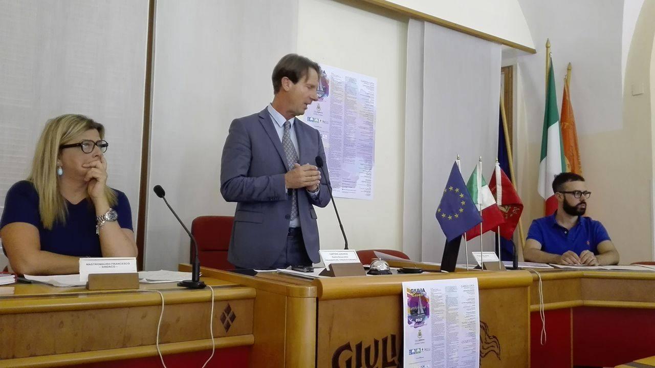 Giulianova. Mastromauro eletto Presidente dell'Unione dei Comuni