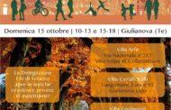 Teramo. Giornate FAI d'autunno:alla scoperta delle ville di Giulianova