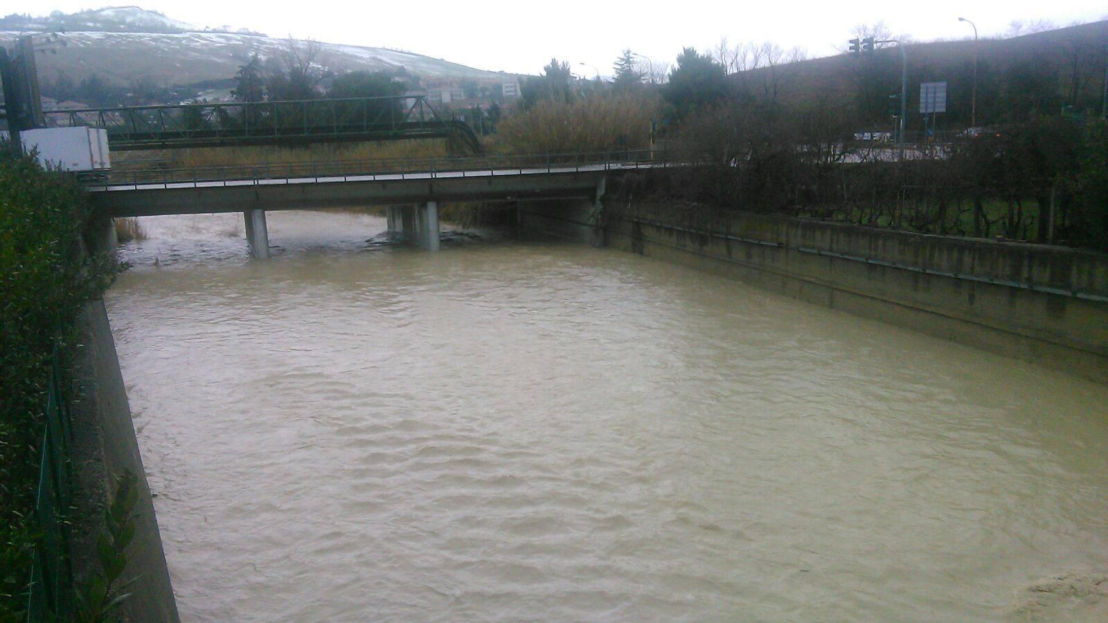 Pineto&Provincia. Bandita la gara per alzare le sponde  del torrente Calvano
