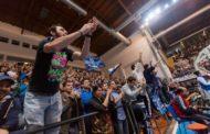 Roseto Basket. Gli sharks battuti (82-84) al fotofinish dal Bologna. Sicuri ai playout