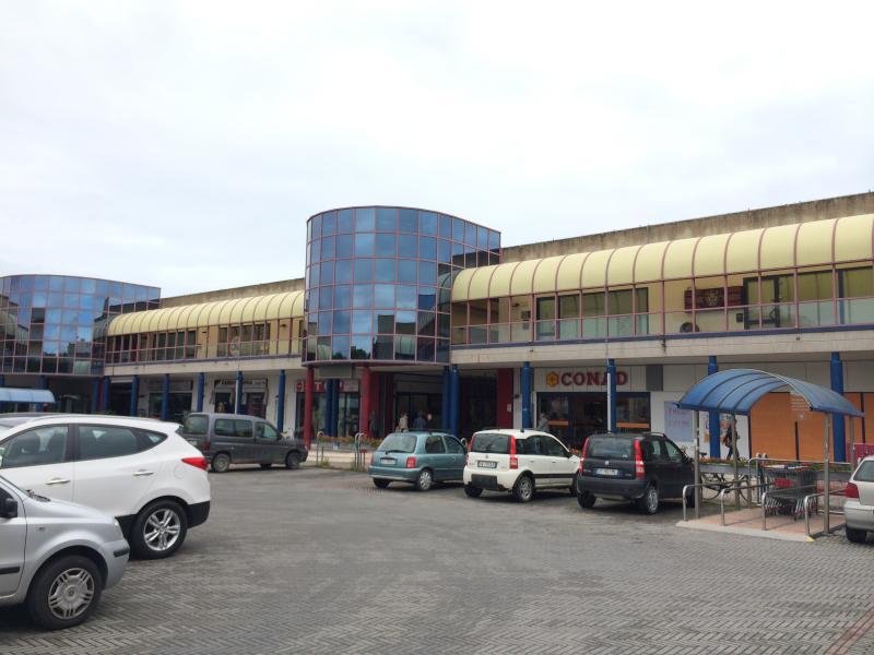 Giulianova. Nel Centro Commerciale