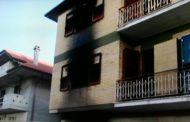 Incendio doloso nella palazzine che doveva ospitare i migranti minori