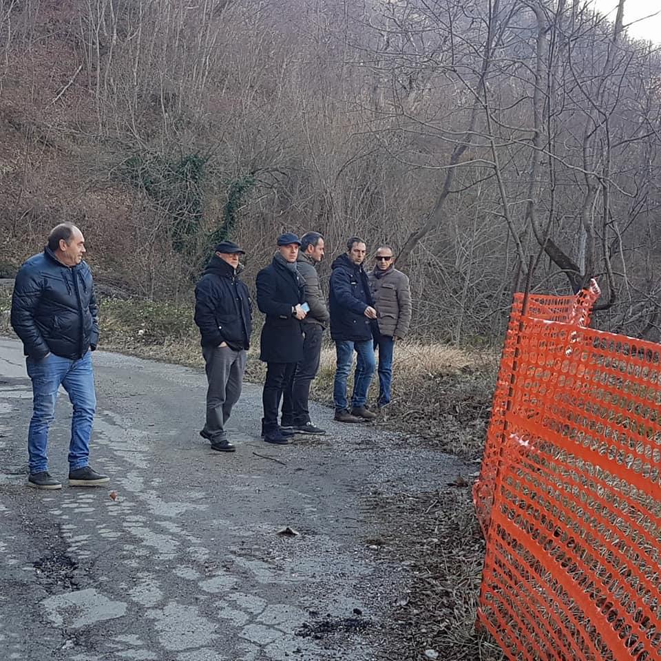 Valle Castellana&Rete Viaria. Comune, Provincia e ANAS hanno avviato la ricognizione