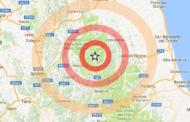 Torna l'incubo del terremoto: scossa di magnitudo 3.1 tra Marche e Umbria
