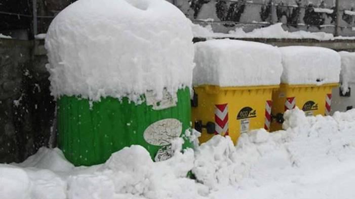 Val Vibrata&Maltempo. Poliservice: possibili disagi nella raccolta rifiuti