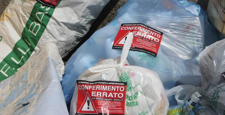 Martinsicuro&smaltimento rifiuti:  avviati i controlli notturni. Ecco i primi risultati