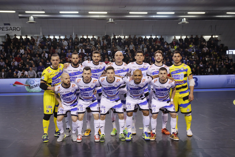 Calcio a 5. Acqua&Sapone:conquista la Coppa Italia piegando i Lupi per 3 a 1