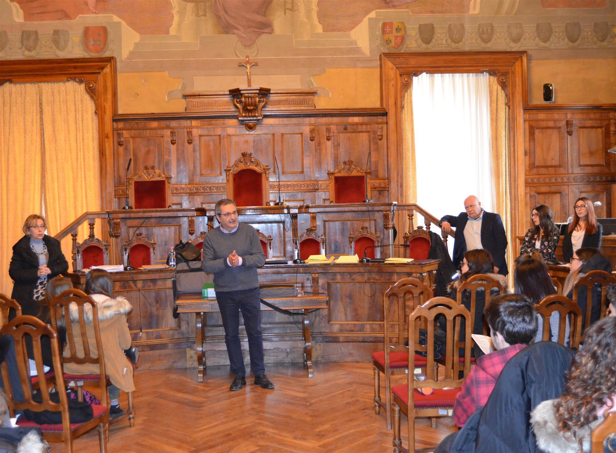 Ascoli Piceno&Provincia.Progetto Erasmus+
