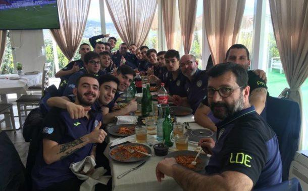 Calcio a 5. Acqua&Sapone:Under 19 Campione. Vinto il girone H