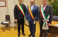 Pineto. Delegazione capitanata dal Sindaco Verrocchio: conclusa la visita istituzionale in Belgio/FOTO