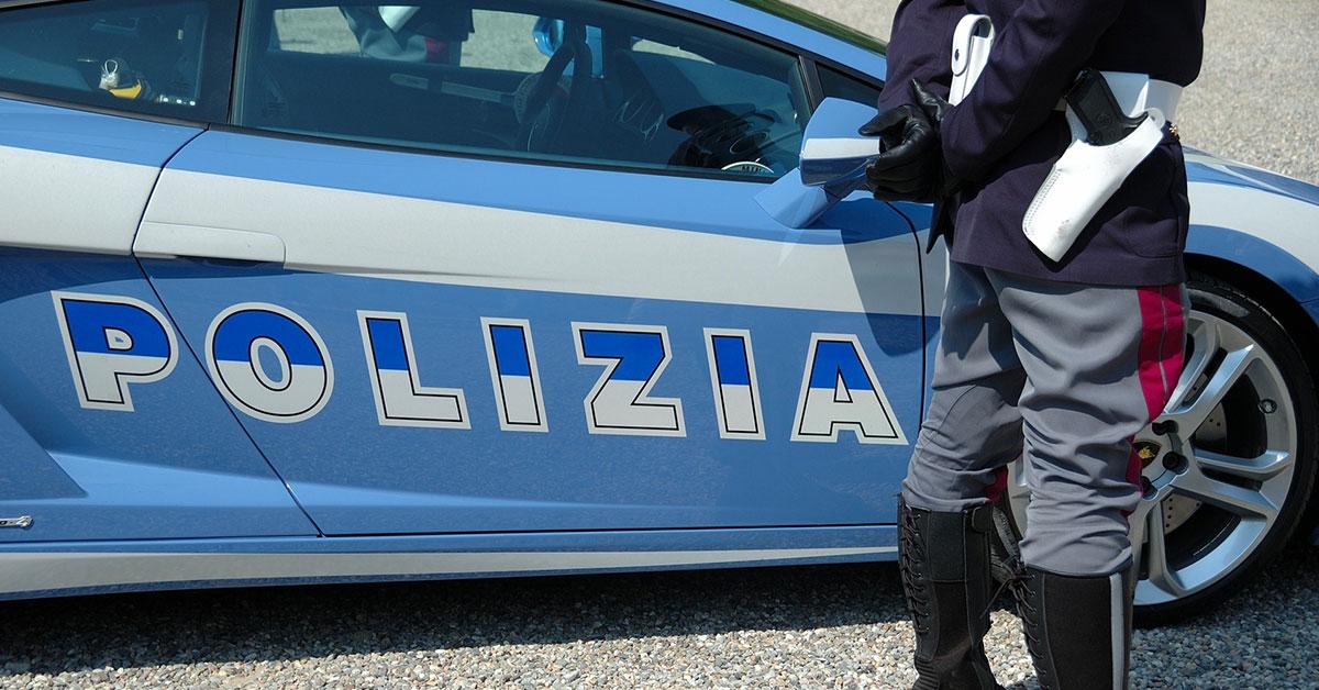 Un accoltellamento durante la lite:indaga la Polizia di Stato
