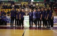 Calcio a 5. Acqua&Sapone. Anche i Giovanissimi festeggiano il titolo regionale