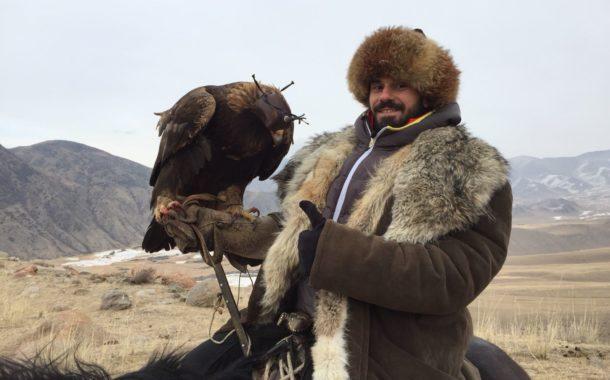 Il falconiere abruzzese, Giovanni Granata, torna su Canale 5 con la rubrica
