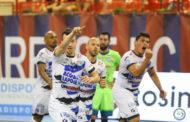 Calcio a 5. Acqua&Sapone:ok ai calci di rigore. 8 a 7 contro la Luparense