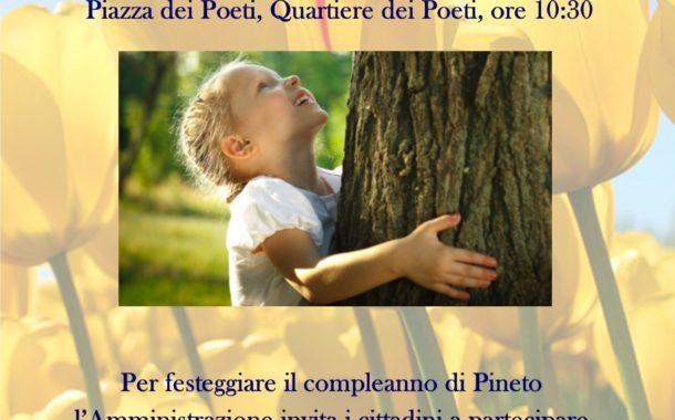 Buon compleanno Pineto.  Arriva la terza edizione di