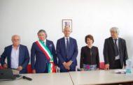 Marche. Il Ministro dell'Istruzione Marco Bussetti in visita nelle zone terremotate