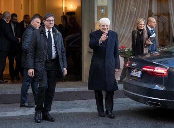 Marche&Terremoto.Il Presidente  Mattarella domani ad Esanatoglia per inaugurazione scuola