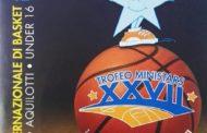 Basket a Roseto.Torneo Internazionale