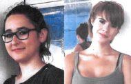 Le due ragazze 17enni riabbracciano i genitori.