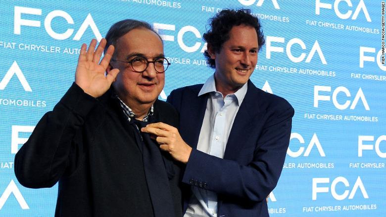E' morto Sergio Marchionne: l'uomo che cambiò la FIAT con nel cuore l'Abruzzo