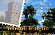 Pineto&Torre di Cerrano.Arriva il Francobollo turistico dedicato