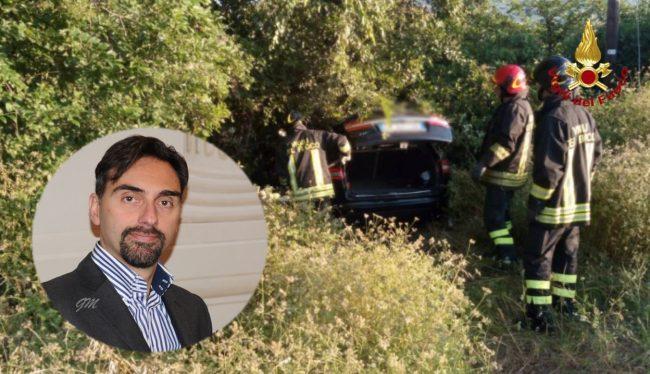 Manager morto in auto, ma trovato dopo 12 ore