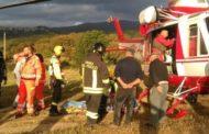 Incidente sul lavoro: muore schiacciato dal trattore rotabile