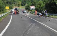 Moto contro guard-rail :muore giovane 21enne padre di una bimba di due anni