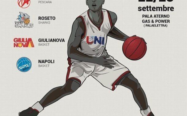 Basket Roseto. Gli Sharks battono (82-52) il Giulianova e vanno in finale al 1°