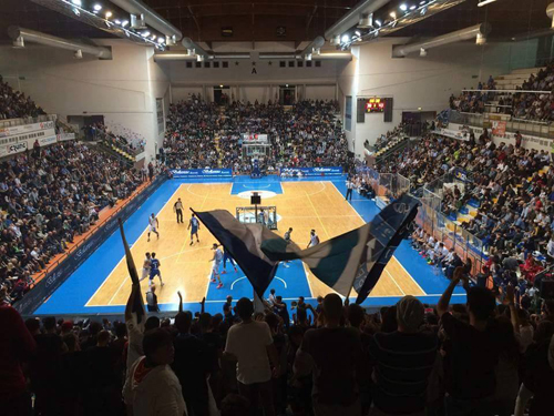 Roseto Basket. Gli Sharks ospiti del Sindaco Di Girolamo