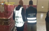 Operazione della GDF: sequestrati quindicimila litri di falso Verdicchio