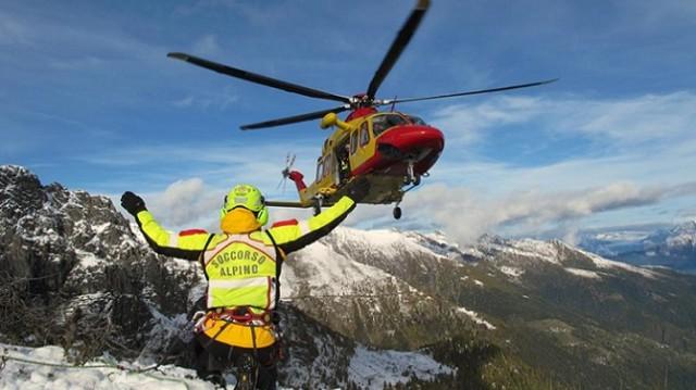Tragedia sul Gran Sasso: morti due escursionisti. Tre i salvati