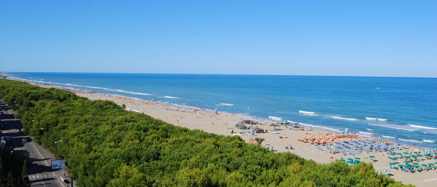 Alba Adriatica. Albatour e report acque