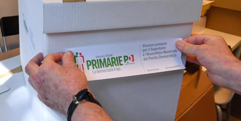 Abruzzo.Primarie PD: Renzi al 65%. Secondo Orlando con il 21% e terzo Emiliano con 14%