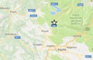 Scossa di terremoto (3.9 di magnitudo) nell'aquilano. Avvertita nel reatino