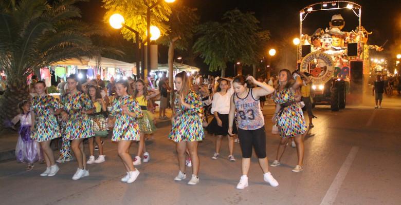 Martinsicuro&Carnevale. Un grande successo le