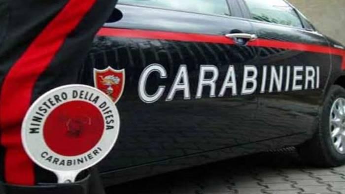Carabinieri sequestrano 171 kg di marijuana. Arrestati due spacciatori