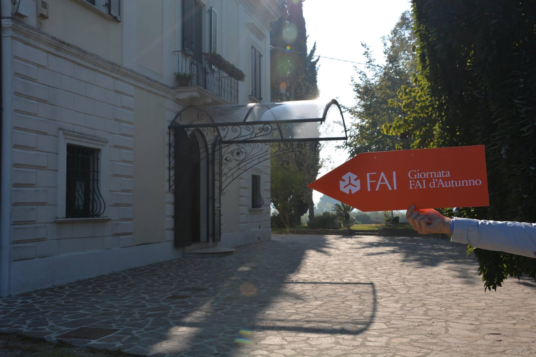 Giulianova. Oltre 1200 visitatori nelle Giornate FAI d'Autunno